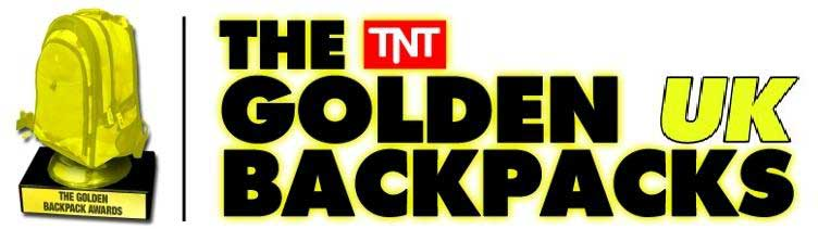 Golden backpack awards